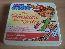 Bibi Blocksberg Nostalgie Box - 3 Audio CDs - Limitierte Auflage - Neu!