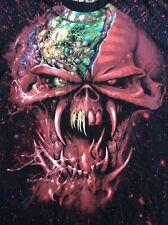 Iron Maiden The Final Frontier World Tour T-Shirt 2XL