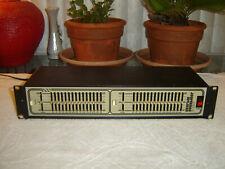 DOD R-830, 2 Channel, 15 Band Graphic Equalizer, Eq, Vintage Rack