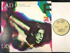 THE FAD GADGET SINGLES BY FRANK TOVEY ITALIAN LP BY DISCHI RICORDI 1986 CORBIJN.
