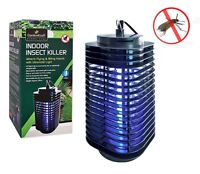 Electric Indoor Insect Killer Zapper Bug Mosquito Fly Wasp Trap  Pest Control