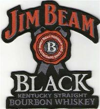 JIM BEAM BLACK WHISKEY PATCH $5-95 BUY 2 GET 1 FREE
