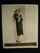 30s Dorothy Lamour The Big Broadcast Of 1938 VINTAGE DBW Movie PHOTO 404N