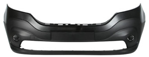 Renault Traffic 2014-2019 Front Bumper Black Textured Insurance Approved New
