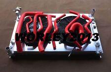 Aluminum radiator shroud hose fan for COMMODORE VT-VX Supercharged 3.8L V6 L67