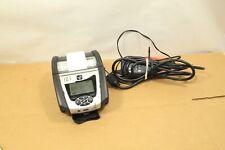 Zebra QLn320 Mobile Thermal Printer & Charging Cord