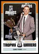 2011-12 O-Pee-Chee Trophy Winners  Corey Perry #TW-4