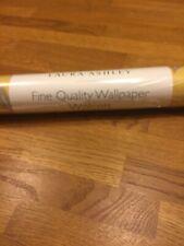 Laura Ashley - Wolcott, Mimosa Wallpaper Roll , Discontinued
