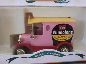 Lledo DG6191, Model T Ford Van, Windolene