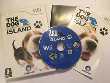 ORIGINAL NINTENDO Wii GAME THE DOG ISLAND ARTLIST COLLECTION COMPLETE PAL