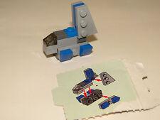 """Lego Star Wars Raumschiff aus Adventskalender Tür 19 mit """"OBA"""""""