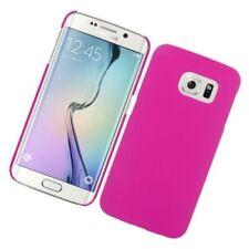 Fundas Para Samsung Galaxy S6 edge color principal rosa para teléfonos móviles y PDAs
