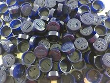100 Corona Salt and Pepper Shaker Caps Lids for Corona/Coronita Bottles