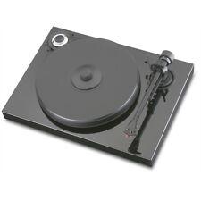 PRO-JECT 2-Xperience Classic man Plattenspieler PIANO SCHWARZ +Ortofon 2M Silver