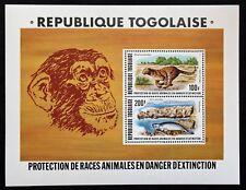 Timbre TOGO Stamp - Yvert et Tellier Bloc n°107 n** (Cyn26)