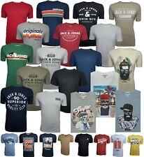 NEU Jack & Jones Herren T-Shirt Sport Casual Club Party Sommer XS S M L XL XXL