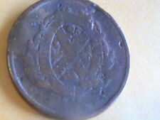 PROVENCE OF CANADA ONE PENNY 1837
