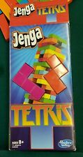 Jenga Tetris Game Contains 46/47 pieces Original Box VG Condition