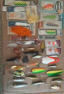 Fishing Tackle Misc. Muskie, Walleye, Bass