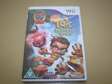 Tak and the Guardians of Gross (Nintendo Wii, 2008) **New & Sealed**