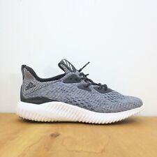 39/US 7.5 - Adidas alphabounce Gris Malla Con Cordones Zapatos Para Correr Nuevo 1122CT
