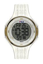 FILA ACTIVE 38-093-002 Uhr Armbanduhr Sport Uhren Jogging Fitness Unisex Weiß