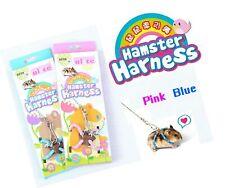 PetintheGarden Adjustable Harness Leash Hamster Rat Mouse Squirrel Sugar Glid.
