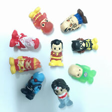 "1.5""OOSHIES Pencil Topper DC Comics EL DIABLO Bat Girl Catwoman Figure Toy Doll"