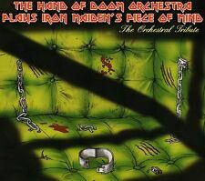 Iron Maiden: Hand Of Doom Orchestra Plays Iron Mai (2006, CD NEUF)