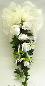 Pew End Bows Wedding Church  KATIE Top Table Venue Decorations any number colour