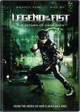 Legend of the Fist: The Return of Chen Zhen (DVD, 2011)