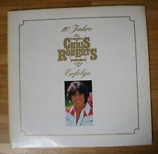 CHRIS ROBERTS 10 Jahre Erfolge 2-LP/GER/FOC