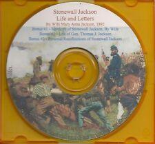 General Stonewall Jackson Duo - Civil War History