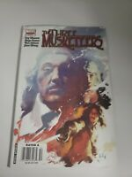 The Three Musketeers No 4 (Nov 2008) Marvel Comics Newsstand Variant G1b51