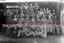 BF 23 - Slip End, Luton, Bedfordshire - Women At War Munitions Factory 6x4 Photo