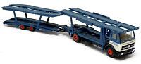 Herpa 906440 MB Mercedes Benz NG Autotransporter Egerland blau LKW 1:87 H0