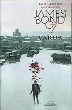 IAN fleming's James Bond 007: vargr Número 01 Dynamite Cubierta de un
