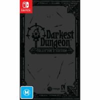 Darkest Dungeon Collector's Edition Nintendo Switch Brand New AU Stock Free Post