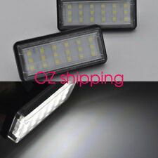 2x Led License Number Plate Light For TOYOTA MARK LAND CRUISER LEXUS GX470 LX470