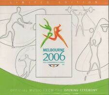 MELBOURNE 2006 CD OPENING CEREMONY Limited Edition Delta Cat Empire THE CHURCH