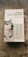 PETBIZ GPS Pet Tracker NB-IOT(5G) Dog Locater Activity Monitor Waterproof