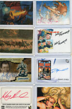 Comics Fantasy Collectable Trading Cards