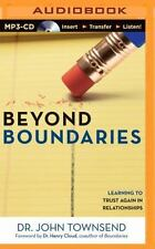 Beyond Boundaries: Learning to Trust Again in Relationships (MP3)