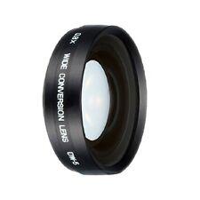 Ricoh DW-5 0.8x Wide-Angle 22mm Conversion Lens Caplio 500G Wide Digital Camera