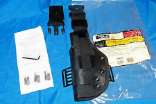Left Hand Beretta 92 Tactical Holster Taurus S&W 9mm .40 LH 9920-2 Uncle Mike's