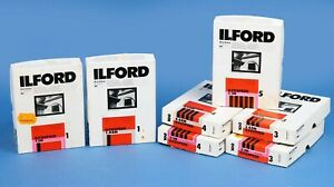 ILFORD Ilfospeed 10X15cm 7 Packung Fotopapier. Pearl & Glossy 0106
