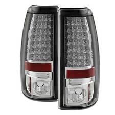 Spyder LED Tail Lights Chrome For 03-06 Chevy Silverado1500/2500 #5001733