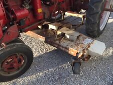 Woods L306 belly mower complete w/ brackets IH Farmall C 200 230 Super C tractor