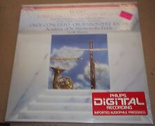 Marriner/Nicolet/Holliger MOZART Concertos - Philips 411 134-1 SEALED