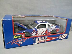 Revell Nascar 1:24 1997 Texas Special Interstate Batteries 97 Chevy Monte Carlo